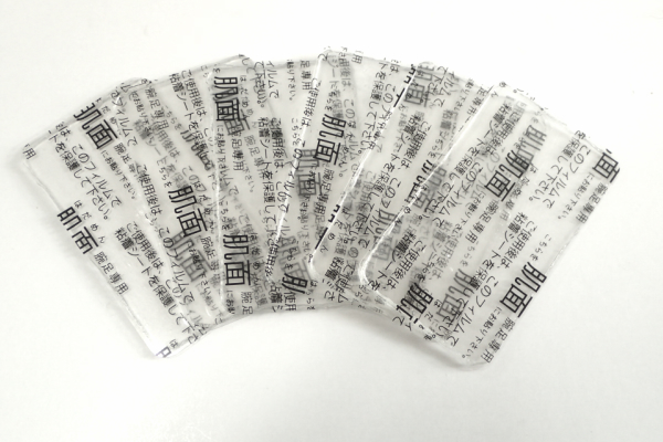 送料164円 【腹筋6枚×2】合計12枚 シックスパッド SIXPAD 純正カット(3.7cm×6.4cm) 互換ジェルシート バラ シックスパットAbs Fit EMS