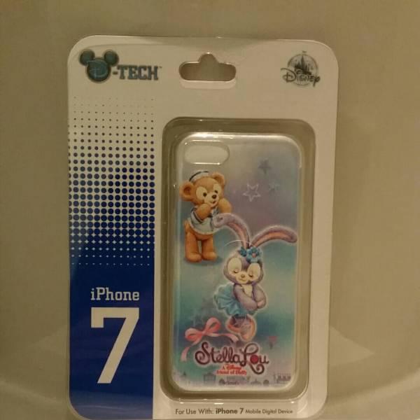 ステラルー、ダッフィー iphone7ケース 香港ディズニーランド限定 ディズニーグッズの画像