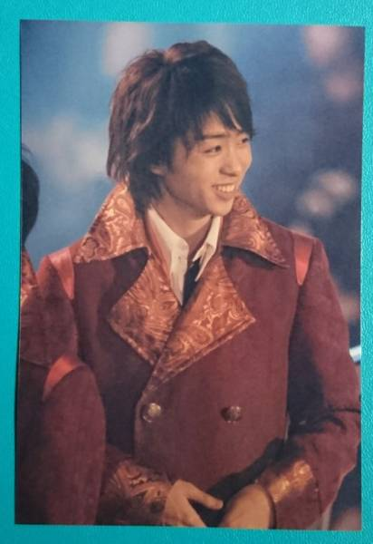 嵐◆櫻井翔【2003年12月26日Mステスーパーライブ】貴重な写真 ③〈Konica〉