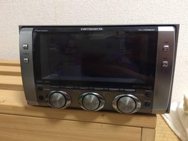カロッツェリア CD/MDプレーヤーFH-P009MDジャンク
