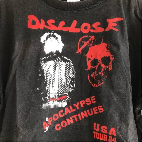 Disclose OLEDICKFOGGY Discharge gism gauze doom undercover crass. TRASHBREEDSTRASH Tシャツ
