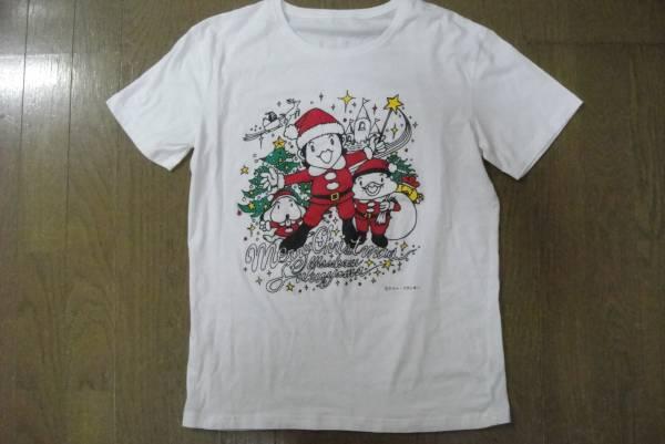 福山雅治/★<Merry Christmas*Masaharu Fukuyama*リリー・フランキー・Tシャツ・サイズM>☆『美品』