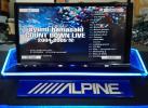 アルパイン HDDナビ VIE-X07B Bluetooth CD録音 DVD SD 地デジ TUE-T310 フルセグ 4×4 ALPINE