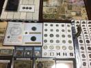 古銭まとめて!超大量の古銭1000点以上。天保豆板銀の両面大黒【鑑定書付】、スラブコイン一圓銀貨など信頼の品々です。