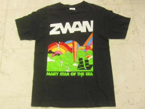 ZWAN ズワン バンドTシャツ黒Mスマッシュパンプキンズ X0719