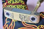 スコッティキャメロン SCOTTY CAMERON 希少SUPER RAT1 GSSINLAY TOURONLY サークルT 金+黒