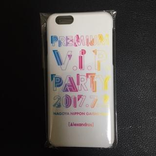 ★送料無料★ [Alexandros]  Premium V.I.P. Party2017 iPhone6/6s ケース 会場限定 ホワイト ライブグッズの画像