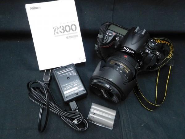 Nikon D300 DX AF-S NIKKOR 1:3.5-5.6 18-200mm 5 og 7102