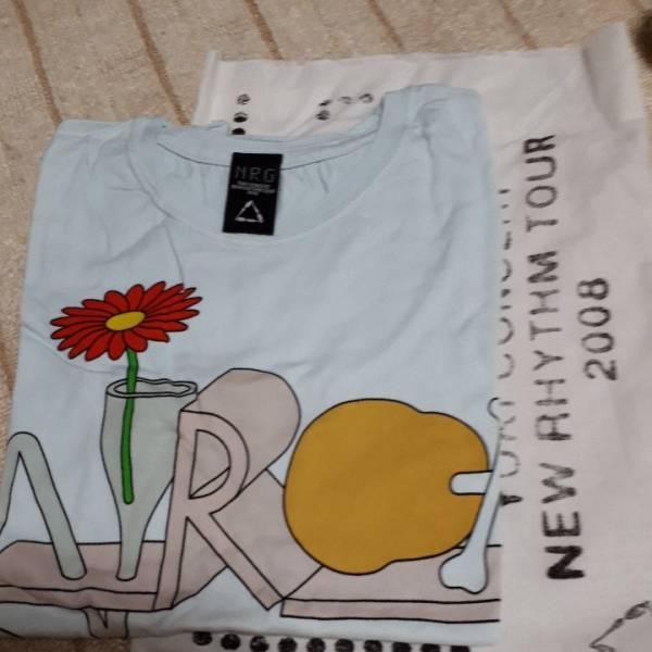 YUKI NEW RHYTHM  武道館限定Tシャツ ブルー S