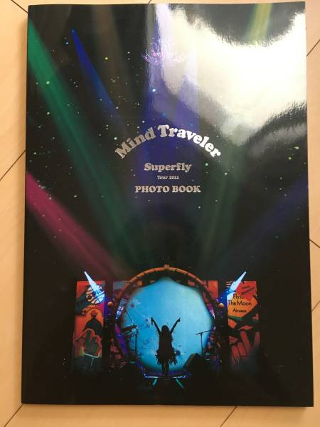 Superfly スーパーフライ 写真集 Mind Traveler Photo Book B4 152ページ 新品同様 貴重