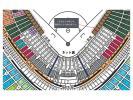 巨人 横浜DeNA 7/30 エキサイトシート 1塁側最前列の1列目と真後の2列目ペア(良前と後のペア席です)タオル他&飲み物付
