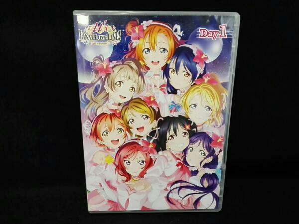 ラブライブ!μ's Final LoveLive! ~μ'sic Forever♪♪♪♪♪♪♪♪♪~ DVD Day1 グッズの画像