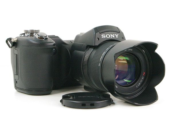 ■SONY ソニー Cyber shot サイバーショット DSC-F828 Carl Zeiss デジタルカメラ デジカメ 動作品 現状品
