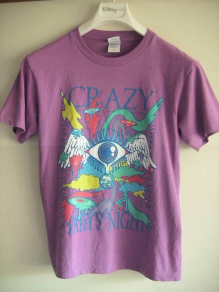 きゃりーぱみゅぱみゅ Crazy Party Night 2015 ツアー Tシャツ サイズS レディース ライブグッズの画像