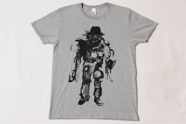 ★RADWIMPS★ラッドウィンプス★アルトコロニーの定理★グレー/サイズM★ロックバンドTシャツ 2009 ライブグッズの画像