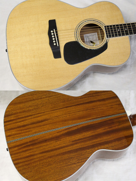Morris(モーリス) F-91 アコースティックギター オール単板 生産完了品 日本製 保証書・ソフトケース付 送料無料(1部地域を除きます。)_画像2