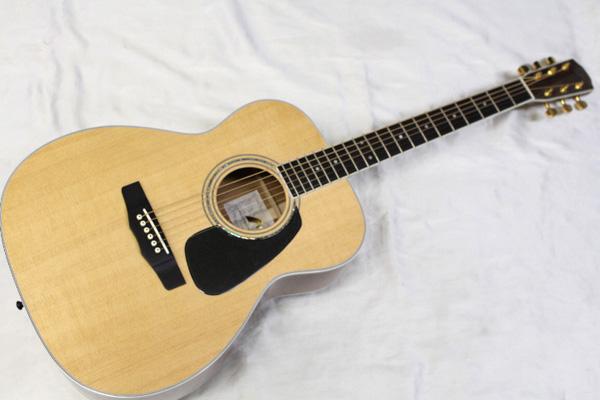 Morris(モーリス) F-91 アコースティックギター オール単板 生産完了品 日本製 保証書・ソフトケース付 送料無料(1部地域を除きます。)_画像1