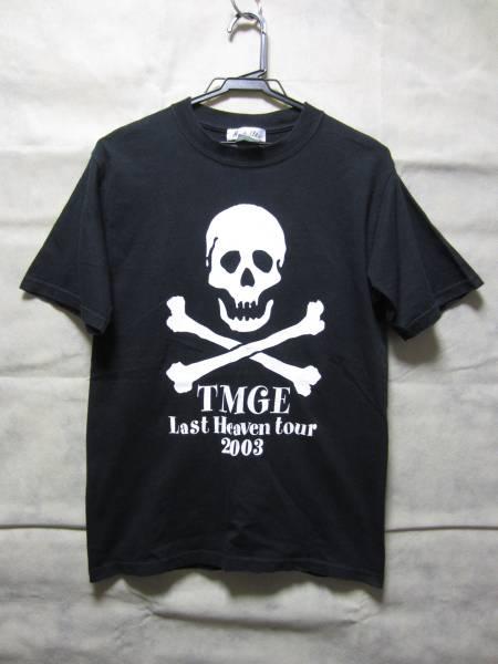 ミッシェルガンエレファント Tシャツ S TMGE ツアー 2003 スカル チバユウスケ バースデイ