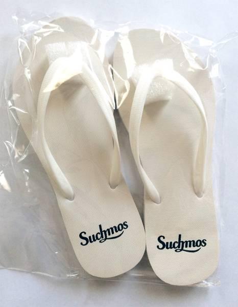 Suchmos ビーチサンダル 白 WHITE ~27㎝ 新品 サチモス