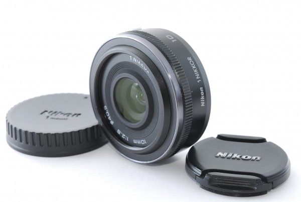 ★美品!★ Nikon ニコン 1 Nikkor 10mm F2.8 198690