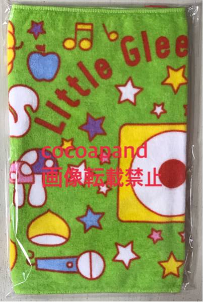 Little Glee Monster◆アキタオル◆タオル グリーン◆新品未開封◆即決