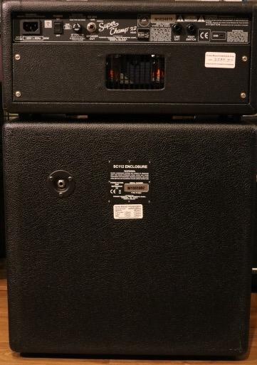 Fender - Super Champ X2 HD SC112 Cab 即納