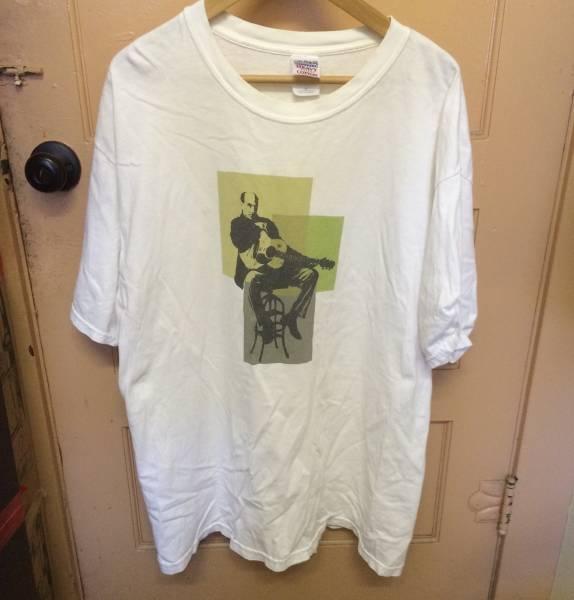 レア JAMES TAYLOR ジェームス・テイラー ビンテージ Tシャツ 2PAC PABLO カニエ NIRVANA RAP TEE XL