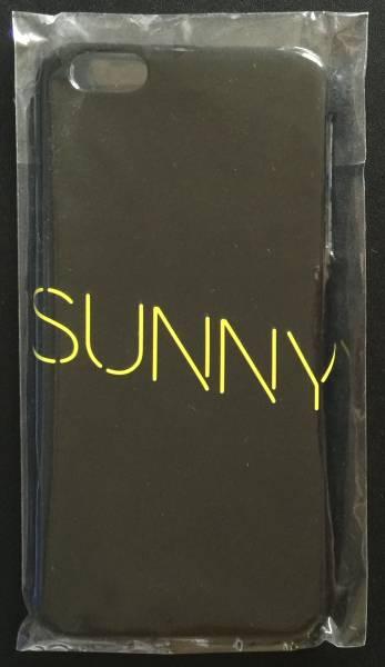 レア 未使用 椎名林檎 都市別サニー iPhoneケース 6plus 黒 福岡限定色 グッズ 年女の逆襲 送料164円