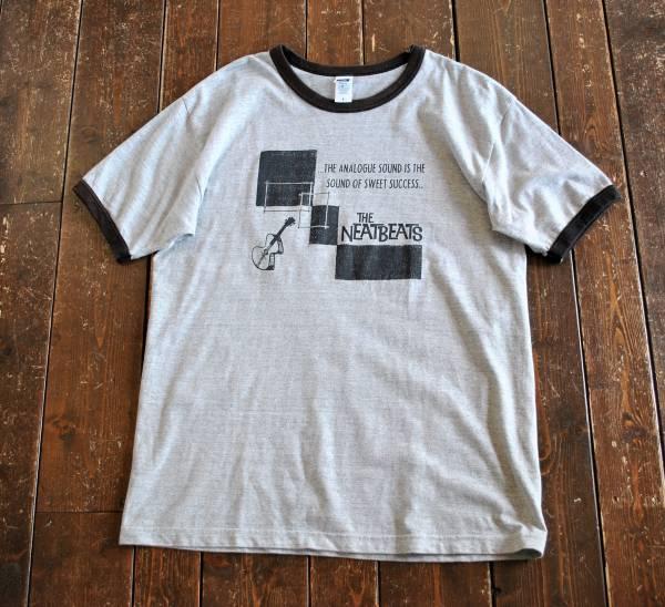 THE NEATBEATS かっこいいプリントTシャツ L