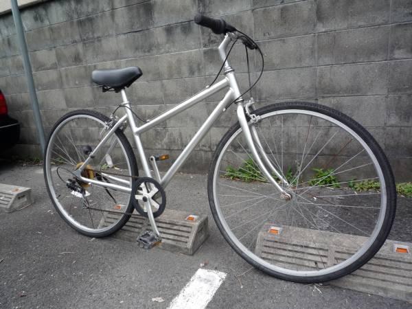 無印良品 自転車 muji bike