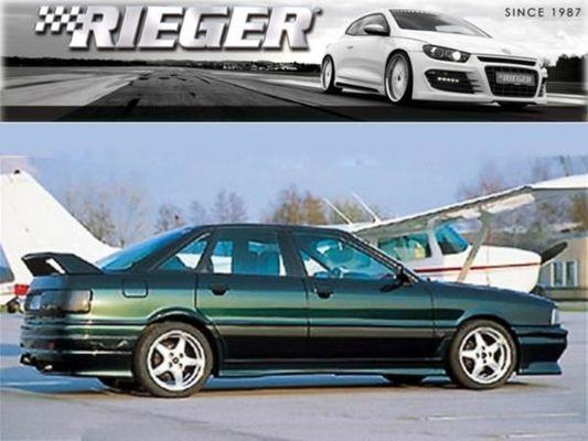 在庫限り!RIEGER TUNING アウディ Audi 80 B4 サイドステップ◎_画像1