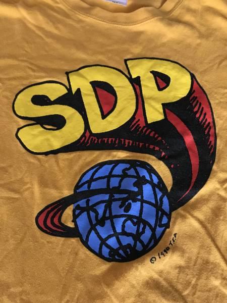 スチャダラパー Tシャツ Mサイズ 20周年 限定 黄色 SDP コーネリアス メタファイブ チャンピオン champion