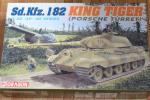 ~お買い得~ 1/35 ドラゴン ドイツ陸軍 KING TIGER Sd.kfz.182 Porsche Turret Typeです!