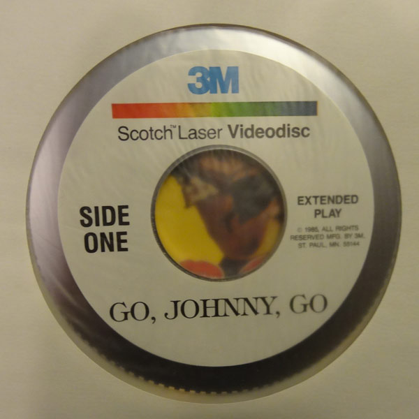 [LD] チャック・ベリー 「Go, Johnny Go!(ゴー・ジョニー・ゴー!)」  レーザーディスク  [輸入盤] _画像3