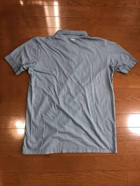 Schiesser Revival シーサーリバイバル PAUL POLO SHIRTS 1/2 ポロシャツ 無地 Mサイズ 未使用_画像2