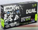 ASUS DUAL-GTX1070-O8G 美品 新品 同様 保証あり