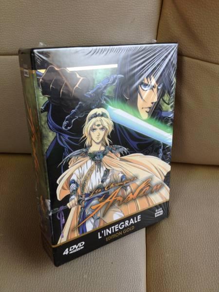 中古 アルスラーン戦記 DVD (フランス版) グッズの画像