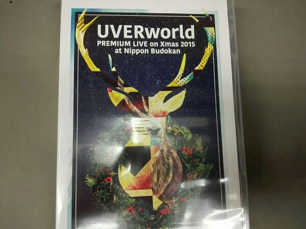 UVERworld PREMIUM LIVE on X'mas 2015 at Nippon Budokan(初回生産限定版) ライブグッズの画像