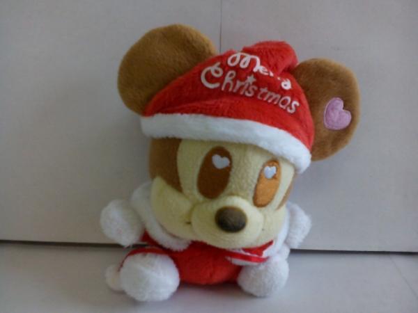 t2513♪Disney baby ミッキーマウス ぬいぐるみ ディズニーグッズの画像
