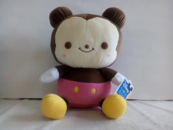 t2607♪Disney ミッキーマウス ぬいぐるみ ディズニーグッズの画像