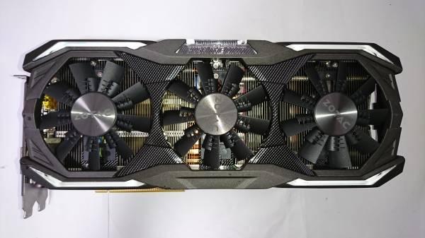 ZOTAC GTX1070 AMP! EXTREME 8GB 256BIT GDDR5
