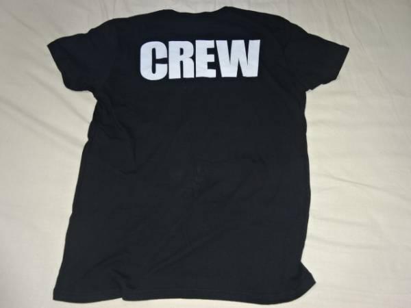 T331■ MINMI 非売品 CREW Tシャツ XLサイズ 直筆サイン入り レゲエ