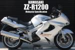 ★ 好調 マレーシア仕様 ZZ-R1200 C1 2002年モデル ZXT20C メガスポーツツアラー カワサキ 画像あり 動画あり 検: ZZR1200 隼 GSX1300 ★