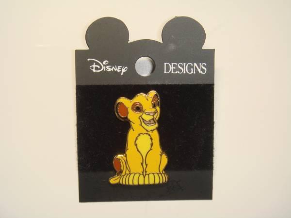 ★ディズニー ピンバッジ US Disney Pin ライオンキング ディズニーグッズの画像