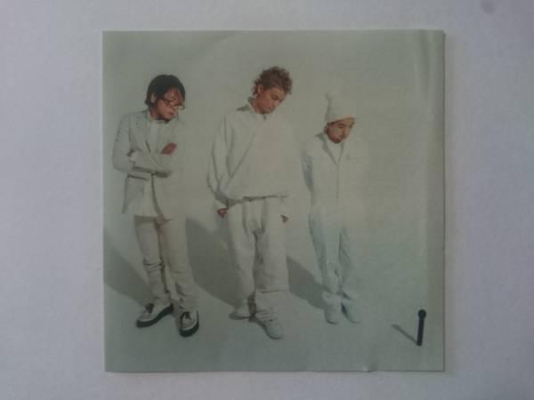 キックザカンクルー(KICK THE CAN CREW)/シール(ステッカー) BEST ALBUM 2001-2003 特典 【送料82円】