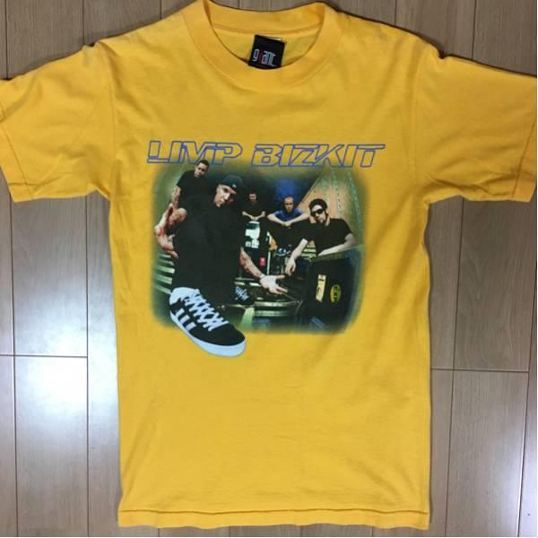 LIMP BIZKIT リンプビズキット ツアー Tシャツ giant ボディ USA製 madeinusa チョコレート KORN コーン メタリカ レイジアゲインスト レア