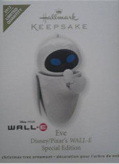 🌟2013年ホールマークオーナメント/HALLMARK/KEEPSAKE/EVE DISNEY/Pixar's WALL-E Special Edition ディズニーグッズの画像