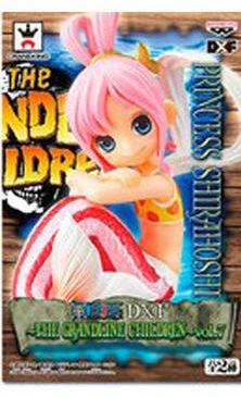 ワンピース DXフィギュア しらほし姫 GRANDLINE CHILDREN グランドライン チルドレン