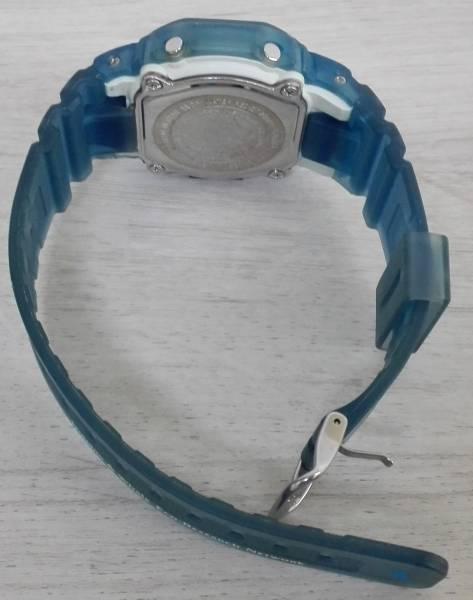動作良好♪ 電波ソーラー CASIO × I.C.E.R.C カシオ G-SHOCK GW-5600KJ 第5回イルクジ モデル ブルー 2005年モデル_画像5