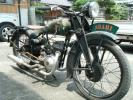 アサヒ号 DC型(宮田)200cc 1949年 廃車書あり